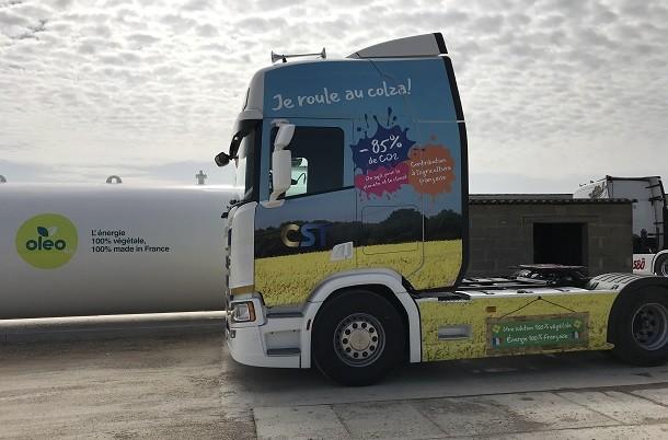 Scania propose ses motorisations gaz et biodiesel