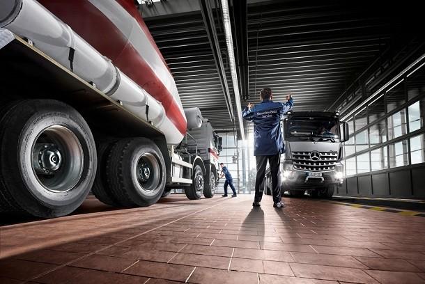 Mercedes-Benz lance une nouvelle application pour les demandes d'assistance