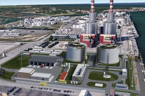 A ottobre apre sul porto di Ravenna il primo deposito di gas naturale liquefatto