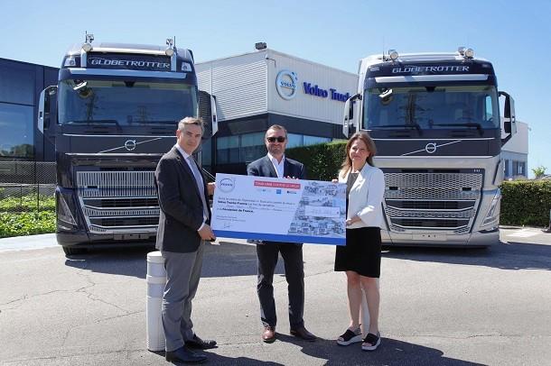 Tous unis contre le virus: Volvo Trucks solidaire