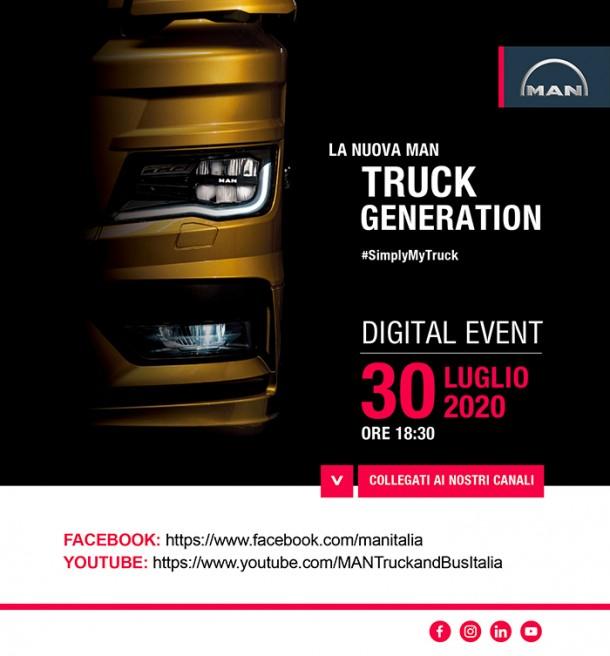 MAN Truck Generation, una nuova gamma tutta da scoprire
