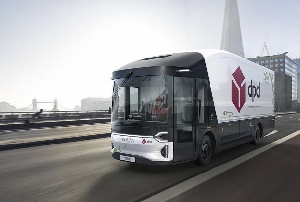 Volta Zero : un nouveau véhicule électrique de livraison