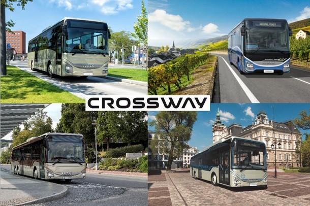 Iveco bus produit son 44.444ème Crossway