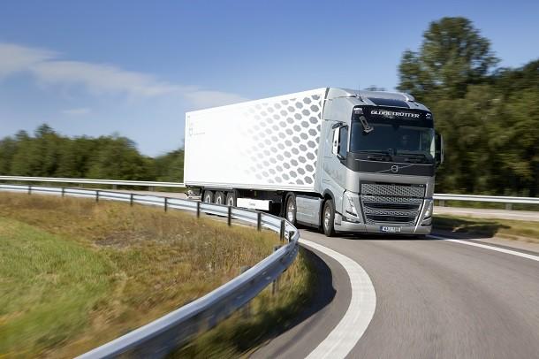 Volvo dote son nouveau FH du système I-Save