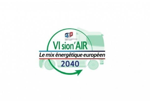 Mix énergétique : l'étude VIsion'AIR