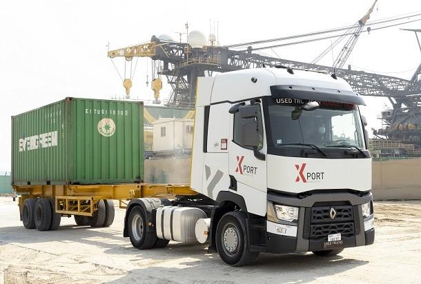 Renault Trucks T X-Port, un nouveau camion d'occasion pour le marché Africain