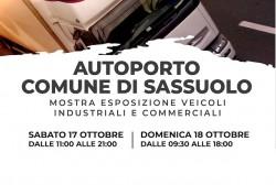 Autoporto di Sassuolo: il 17-18 ottobre, due giorni dedicati ai camion e al trasporto