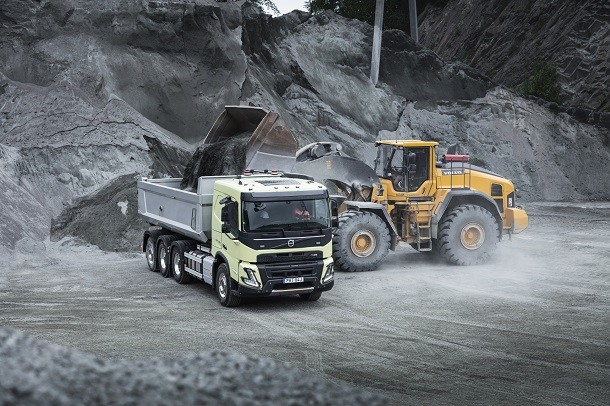 Volvo FMX: nouvelle version