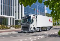 Girteka rinnova la flotta con 2.000 Volvo FH