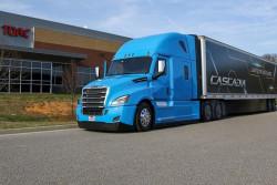 Daimler prépare ses camions autonomes...