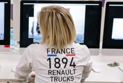 Renault Trucks expérimente la classe virtuelle