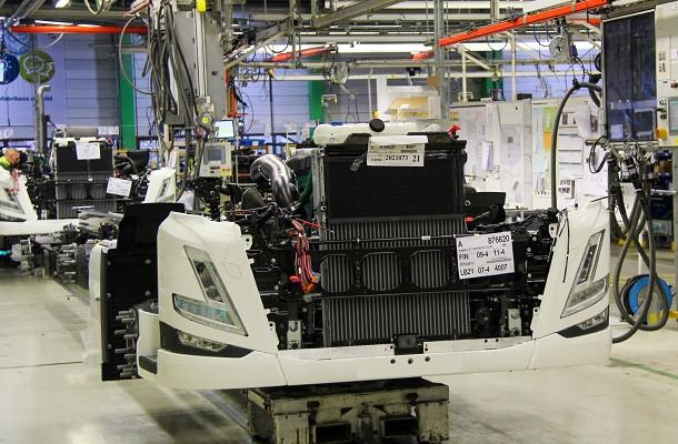 Volvo Trucks: la nouvelle génération en production!