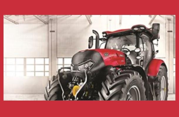 Une peinture ultra robuste pour les tracteurs Case IH