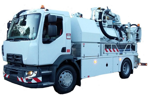 Débouchage de canalisation: pourquoi un camion haute pression?