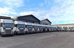 50 Scania in flotta alla Matteo Adragna Trasporti