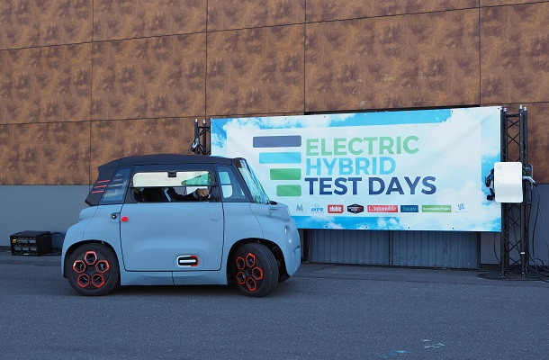 Electric Hybrid Test Days