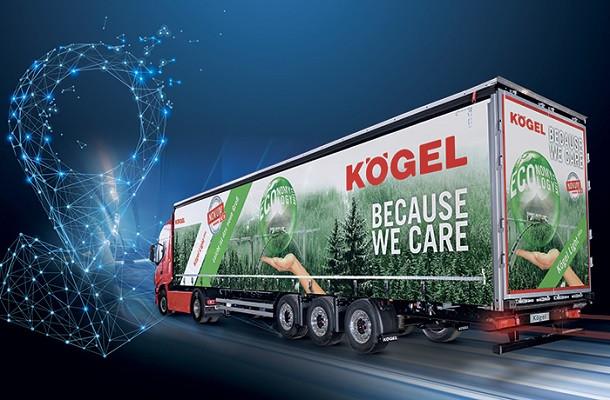 Kögel Telematics disponibile da giugno su tutti i trailer