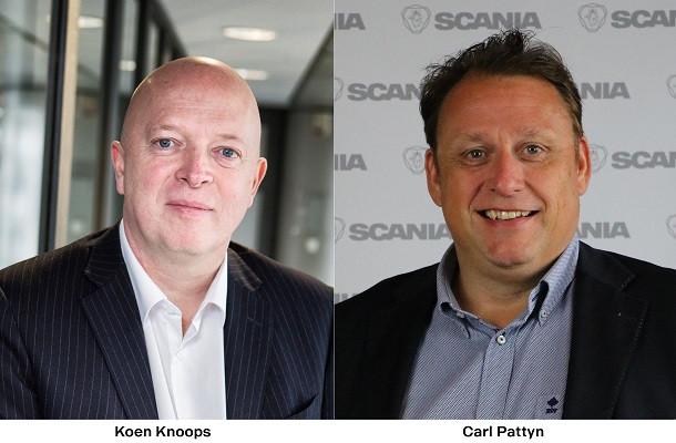 Un nouveau président pour Scania France