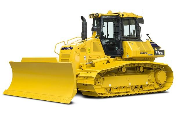 D71-24, nouveau bulldozer signé Komatsu