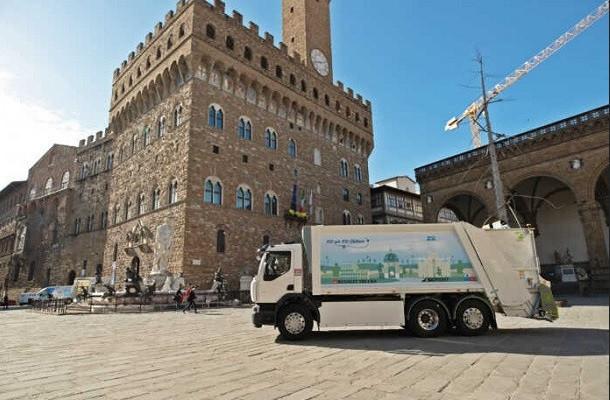 Renault Trucks consegna in Italia il primo veicolo pesante 100% elettrico