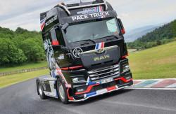 Championnat de France Camions 2021: le Pace Truck officiel