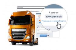 Nouveauté Europe-Camions ! Demandez un financement pour l'achat de votre véhicule