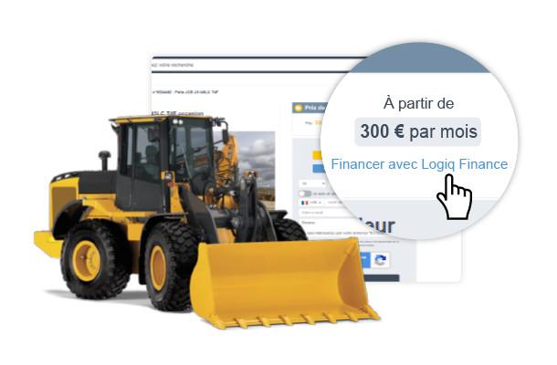 Nouveauté Europe-TP ! Demandez un financement pour l'achat de votre matériel