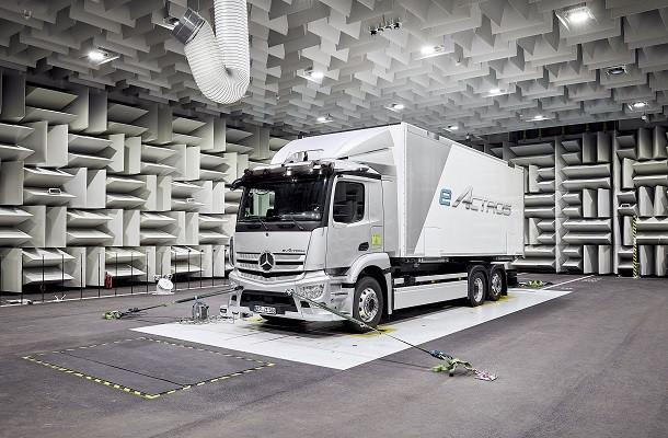 eActros: première mondiale le 30 juin 2021!