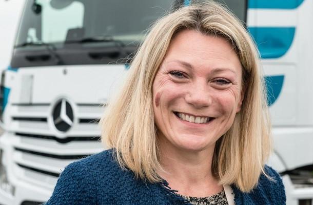 Valérie Albouy, ambassadrice 2021 de Mercedes-Benz