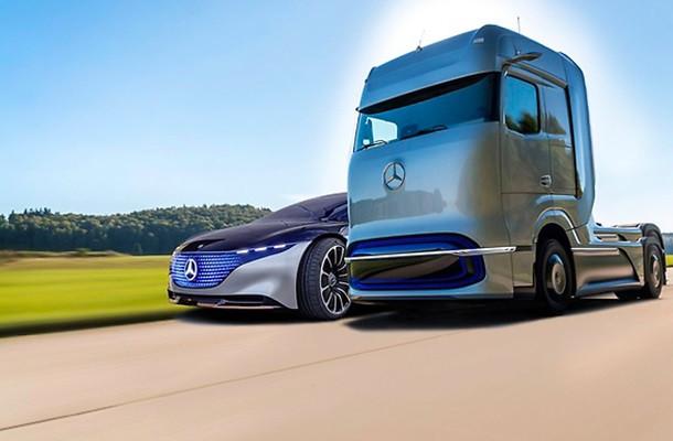 Via libera alla scissione di Daimler AG in Mercedes-Benz Cars e Daimler Trucks