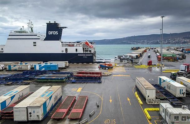 Porto di Trieste, il traffico ferroviario torna ai livelli pre-Covid