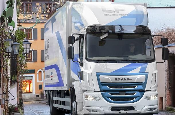 Camion électriques: le gouvernement britannique s'engage