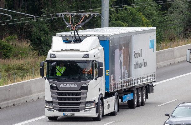 Allemagne: du nouveau pour l'autoroute électrique