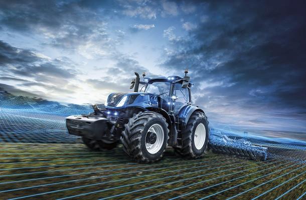 New Holland présente le tracteur T7 HD Heavy Duty
