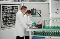 Volkswagen, nuovo laboratorio per la produzione di celle batteria in Germania