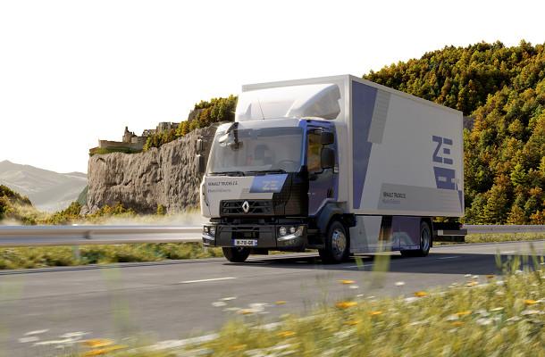 Renault Trucks reçoit le Technical Excellence Award