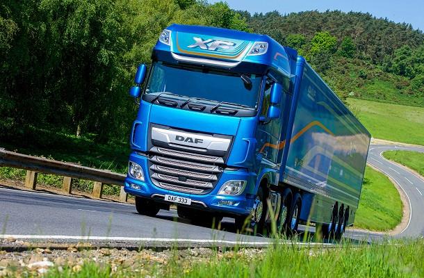 DAF XF: sacré Fleet Truck of the Year pour la 3ème année consécutive