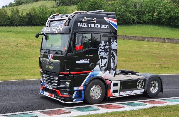 Le Pace Truck 2021 sort en édition limitée!