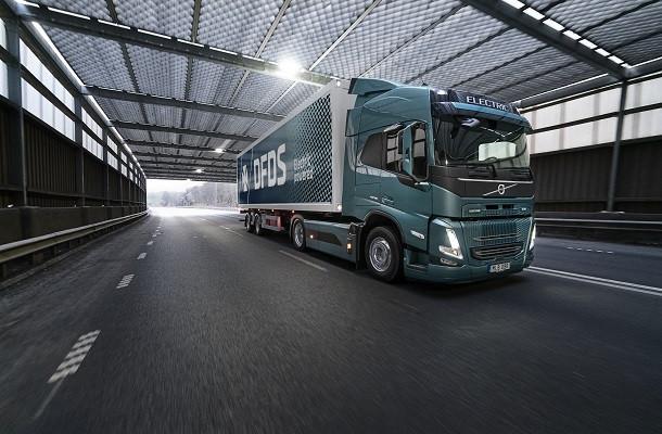 Commande record pour Volvo: 100 FM Electric