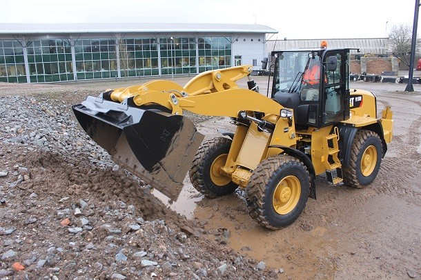 Caterpillar apresenterá mais de 60 máquinas de obras públicas a feira Bauma 2016