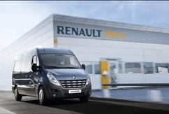Novo Renault Master chega em Junho a Portugal
