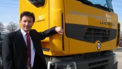 Entretien avec Eric Bonnard, Responsable Marketing VO Renault Trucks France