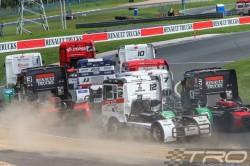 Foto e videi del campionato europeo di  Truck racing – Smolensk 2013
