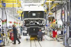 Matrículas de veículos industriais novos em União Europeia. : balanço 2014