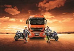Iveco sponsorem Mistrzostw Swiata Moto GP 2013 !