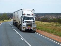 O Parlemento européu é contra os megas-camiões