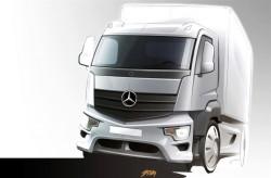 Lansarea noului Mercedes-Benz Antos, prevazuta pentru luna septembrie