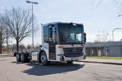 Mercedes-Benz wprowadza na rynek nowy Econic dla sektora dystrybucji