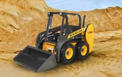 As pás carregadoras compactas New Holland recebem o motor Tier 4 Final html