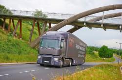Optifuel Lab 2 : des résultats prometteurs pour Renault Trucks